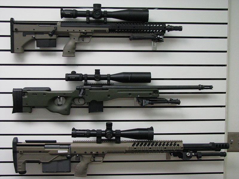 you re not bulletproof triple some rather high end bolt action