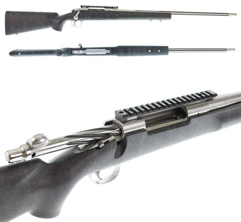 Thread remington 700 sendero 7mm rem mag semi custom 1400 shipped